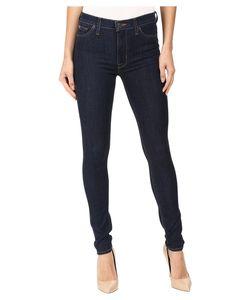 Hudson   Barbara High Waist Skinny In Skylark Skylark Womens Jeans