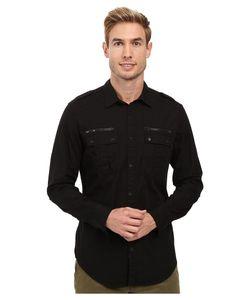 Calvin Klein Jeans | Modern Military Dye Shirt Mens Long