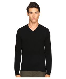 Vince   Cashmere Long Sleeve Crew Neck Sweater Mens Sweater