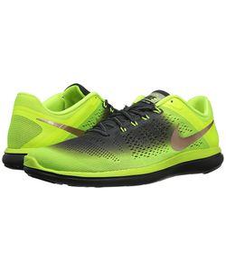 Nike | Flex 16 Rn Shield Volt/ Bronze/Anthracite/ Mens Running