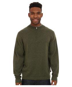 Mountain Khakis   Lodge Qtr Zip Sweater Loden Mens Sweater