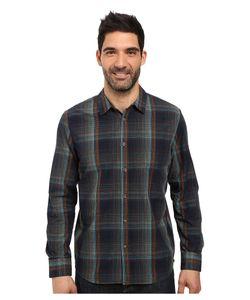 PRANA   Rennin Shirt Nautical Mens Clothing