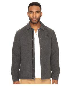 Nike SB   Sb Wool Coaches Jacket Charcoal Heather/ Mens Coat