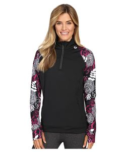 Skirt Sports | Tough Chick Top /Enchanted Print Womens Long Sleeve