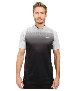 Nike | Tiger Woods Vl Max Sphere Print Polo Wolf //Reflective