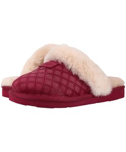 UGG | Cozy Double Diamond Lonely Hearts Womens Slippers