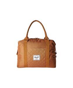 Herschel Supply Co. | Strand Caramel Quilted Duffel Bags