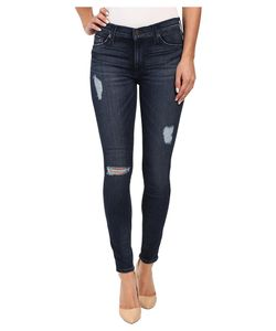 Hudson   Nico Mid-Rise Ankle Skinny Distressed In Anchor Light 2