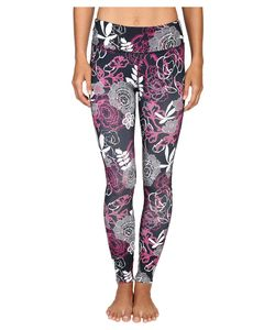Skirt Sports | Go The Distance Tights Enchanted Print Womens Workout