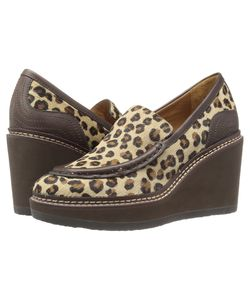 See by Chloé | See By Chloe Sb27062 Cognac Vegetal Calf Womens Wedge Shoes