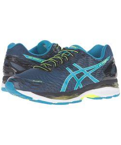 Asics | Gel-Nimbus 18 Poseidon// Mens Running Shoes