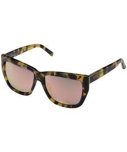 3.1 Phillip Lim | Pl110c2sun Tortoise/Light /Peach Mirror Fashion Sunglasses
