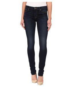 Hudson   Shine Mid-Rise Skinny In Calvary Calvary Womens Jeans