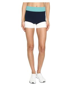 No Ka' Oi | No Kaoi Haku Shorts Saffron/Aloe/Ice/Marine Womens Shorts