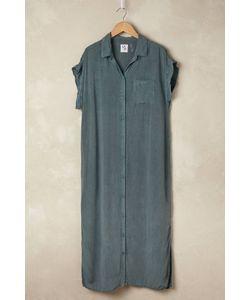 Sam & Lavi   Rosemarie Shirt Dress Green