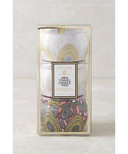 Voluspa | Limited Edition Japonica Mini Candle Set