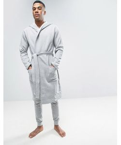 ASOS | Robe With Fleece Lining