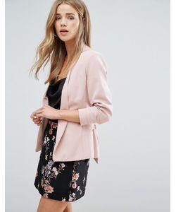 New Look | Tie Front Crop Jacket