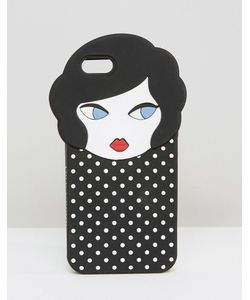 Lulu Guinness | Doll Face Iphone 6 Case
