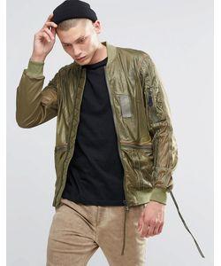 Maharishi | Upcycled Ma Crossover Jacket