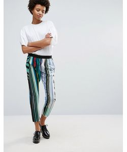 Clover Canyon | Striped Eclipse Pants