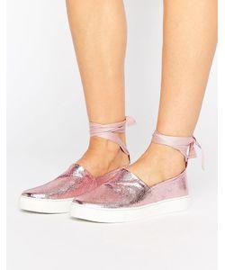 Clover Canyon | Tie Leg Shoes
