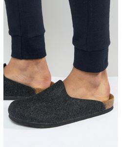 Birkenstock | S Amsterdam Felt Slippers