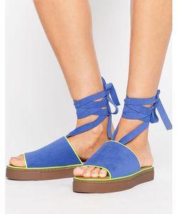 Clover Canyon | Tie Leg Sandals