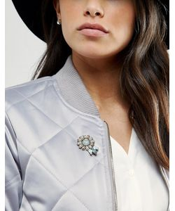 ASOS | Jewel Flower Brooch