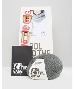 Wool And The Gang | Wool The Gang Diy Lil Snood Kit
