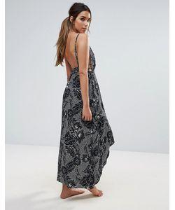 Somedays | Lovin Strappy Back Maxi Dress