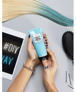 LOr al Paris Colorista   Loreal Paris Colorista Wash Out Hair Color Aqua