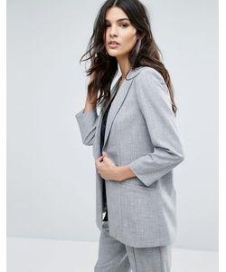 Y.A.S | Lady Long Line Blazer