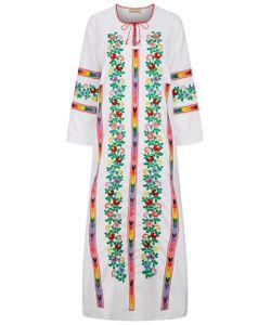 Muzungu Sisters | Cotton Embroidered Jasmine Dress
