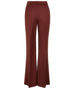 Alexander Lewis | Wool Flared Willow Trousers