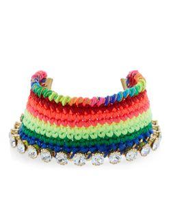 Venessa Arizaga | Neon Rainbow Road Bracelet