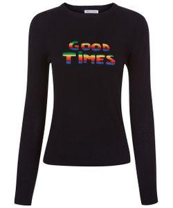 Bella Freud   Rainbow Good Times Jumper