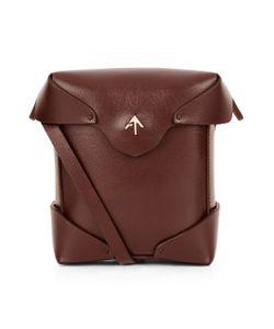 Manu Atelier | Dish Micro Pristine Box Bag