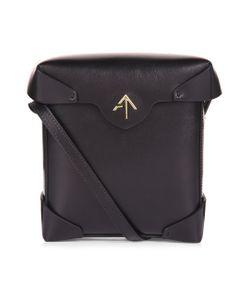 Manu Atelier | Leather Mini Pristine Box Bag