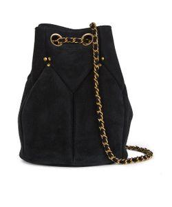 Jérôme Dreyfuss | Suede Popeye Bucket Bag
