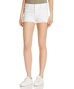 J Brand | Mid Rise Denim Shorts In