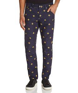 G-Star Raw | 5635 3d Fleur-De-Lys New Tape Fit Canvas Pants