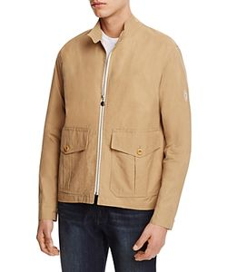 Gloverall | Cotton Zip Front Jacket