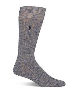 Polo Ralph Lauren | Ribbed Socks
