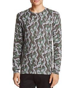 Michael Bastian | Camouflage Cotton Sweater