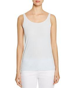 Eileen Fisher | Scoop Neck Long Silk Camisole