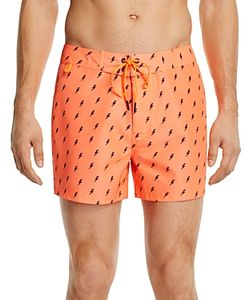 Sundek | Lightning Swim Trunks