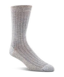 Cole Haan | Geo Pattern Dress Socks