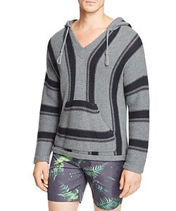Outerknown | Pacifica Stripe Hoodie Sweater