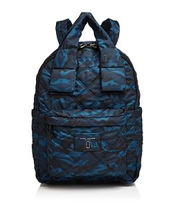 Marc Jacobs | Knot Camo Print Large Nylon Backpack